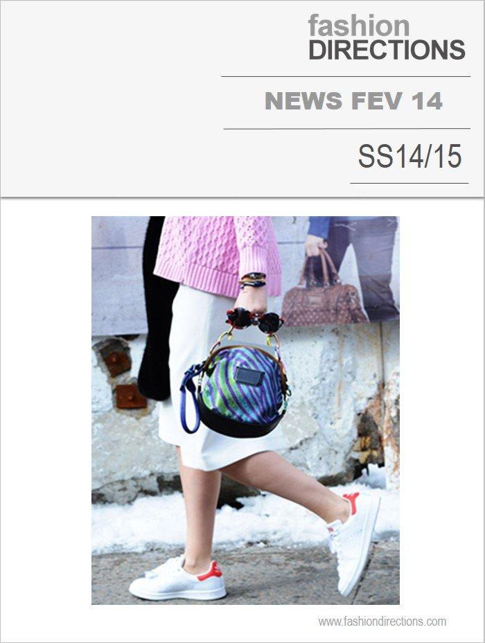 Trend News 1- Fevereiro 2014