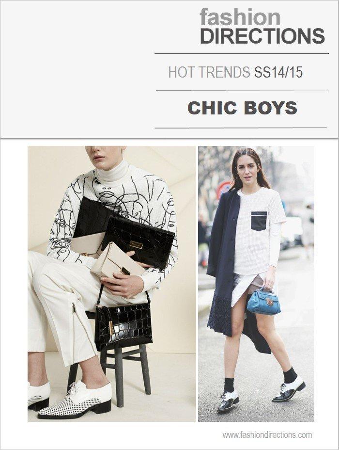 Hot Trends verão 14-15
