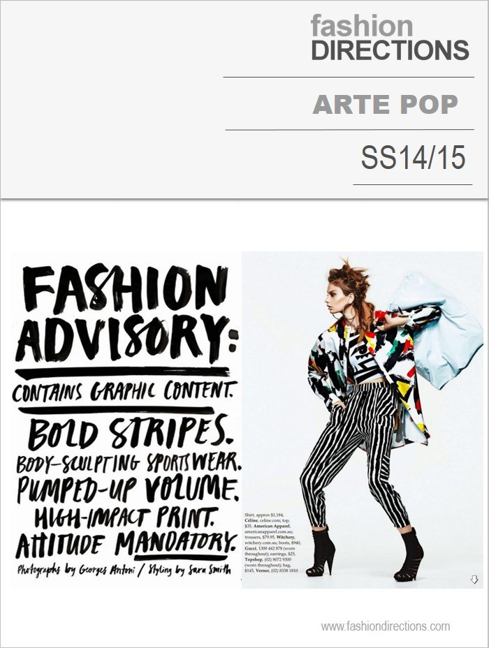 Arte Pop TREND OVERVIEW