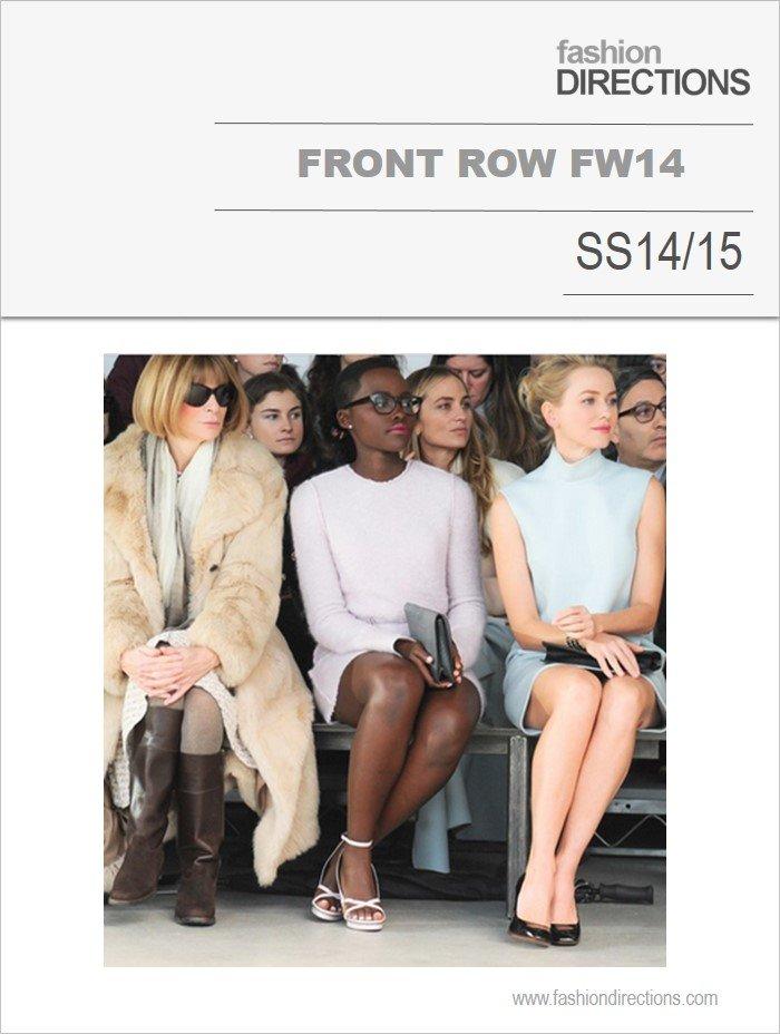 Tendências Destaques Front Row FW 14/15