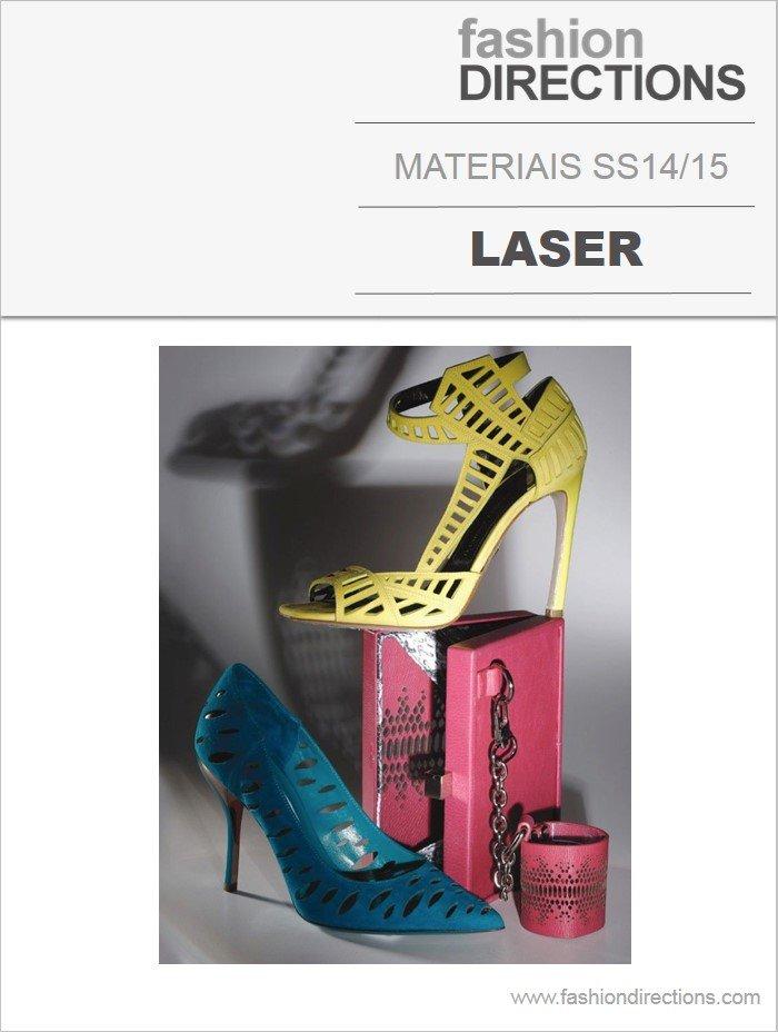 Laser - materiais Verão 14-15