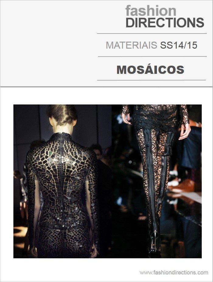 Materiais Verão 14/15: Mosaicos