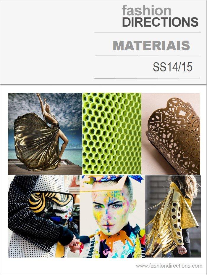 Materiais Verão 14/15: Overview