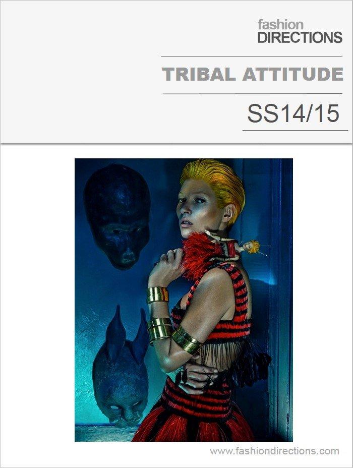 Tribal Attitude tendências verão 14-15