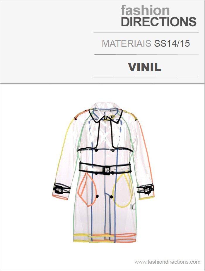 Materiais Verão 14/15: Vinil