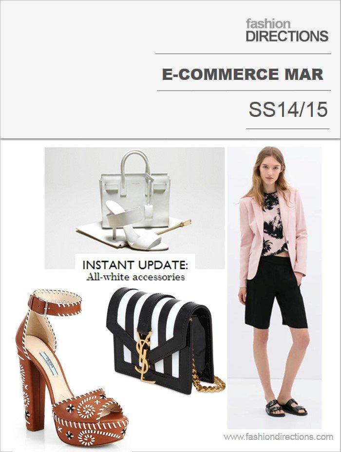 Novos produtos ecommerce Março 2014 Tendências Verão 14 Fashion Directions