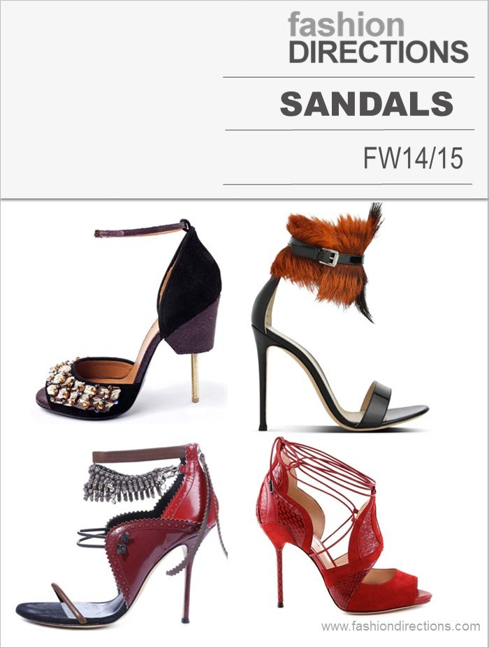 All Sandals FW14/15
