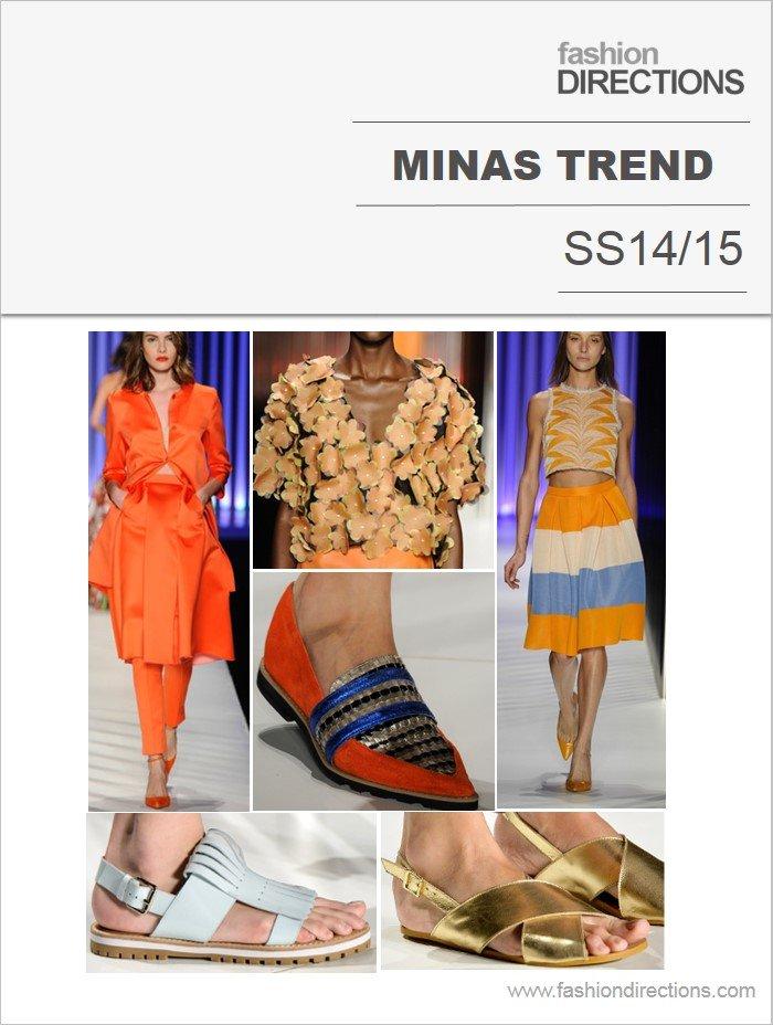 Minas Trend Verão 2015 Fashion Directions