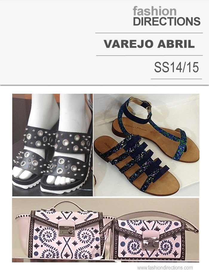 Varejo Abril 2014 tendências verão 2015 Fashion Directions