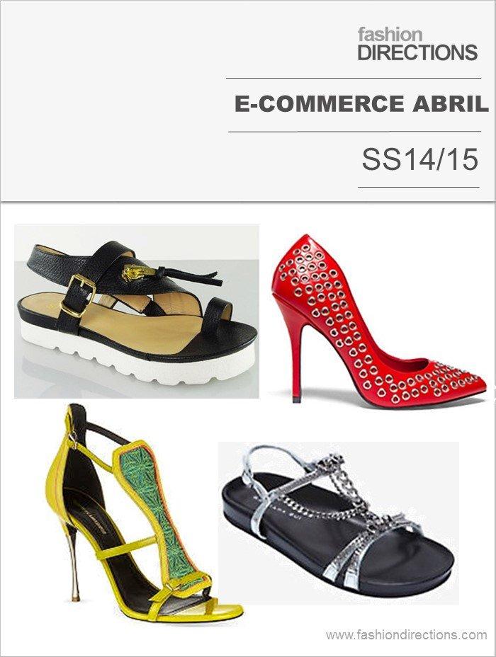e-commerce Abril 14Tendências verão 2015 Fashion Directions