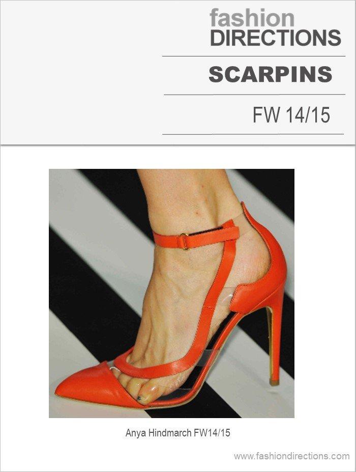 Scarpins Coleções FW 14/15
