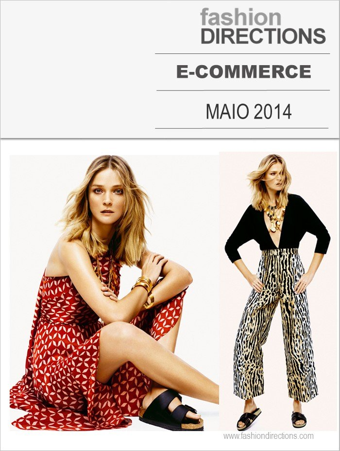 Destaques E-commerce Maio 2014 Fashion Directions