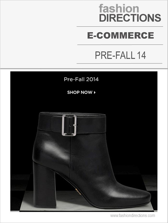 Pre Fall 2014 E-Commerce Fashion Directions