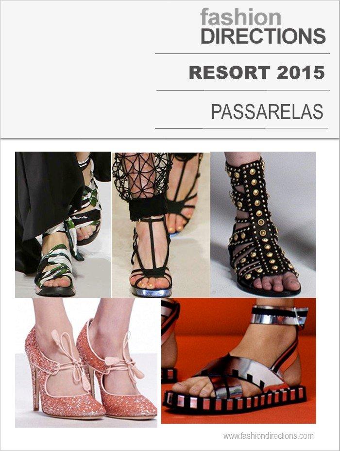 Coleções Resort 2015