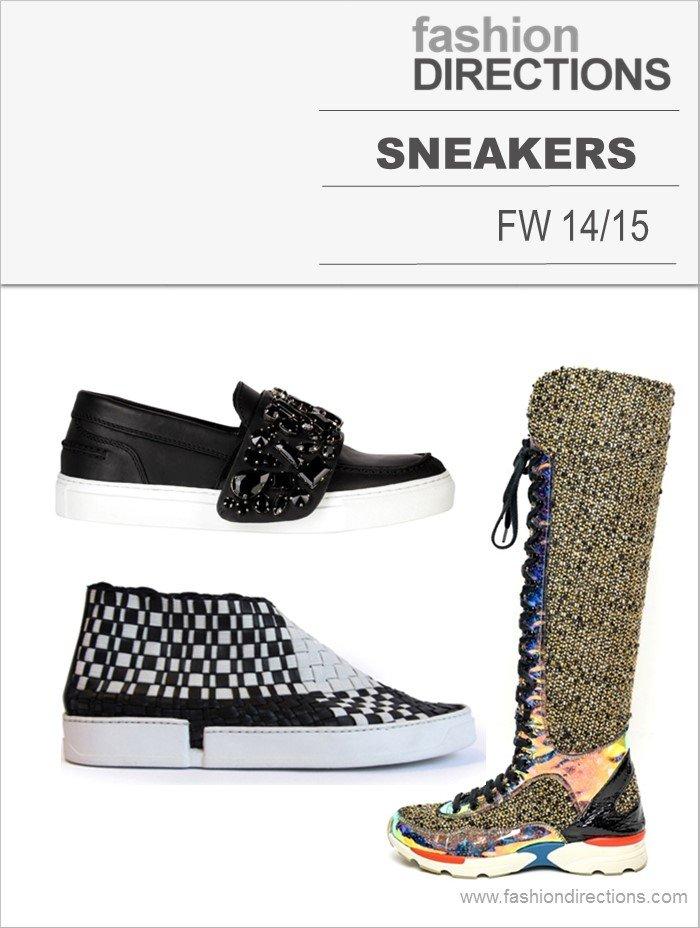 Sneakers Coleções FW14/15
