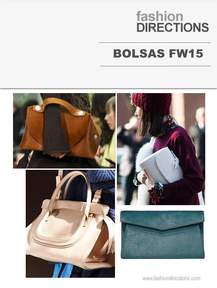 Bolsas Inverno 2015 Fashion Directions