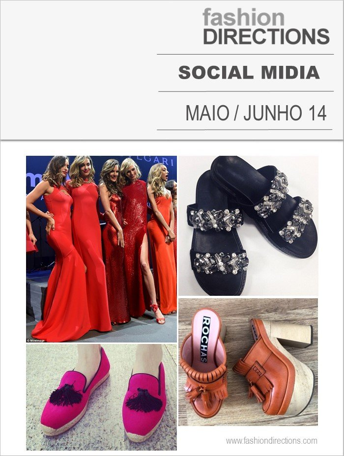 Destaques Mídias Sociais Maio – Junho 2014