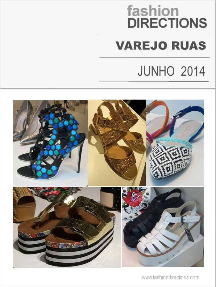 Varejo e Vitrines Internacionais Junho 2014