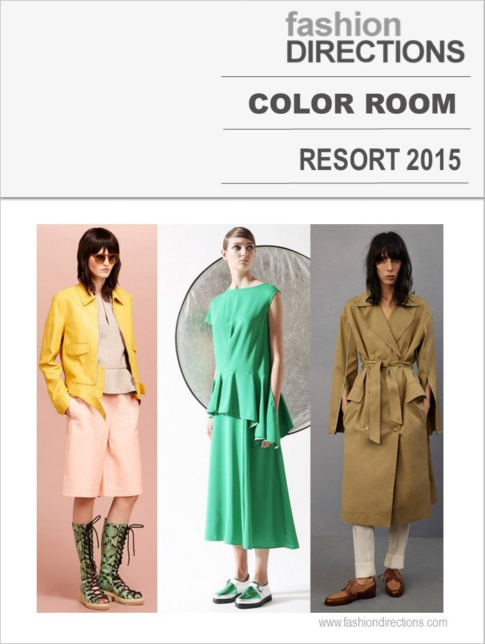 Cores Resort 2015 Fashion Directions