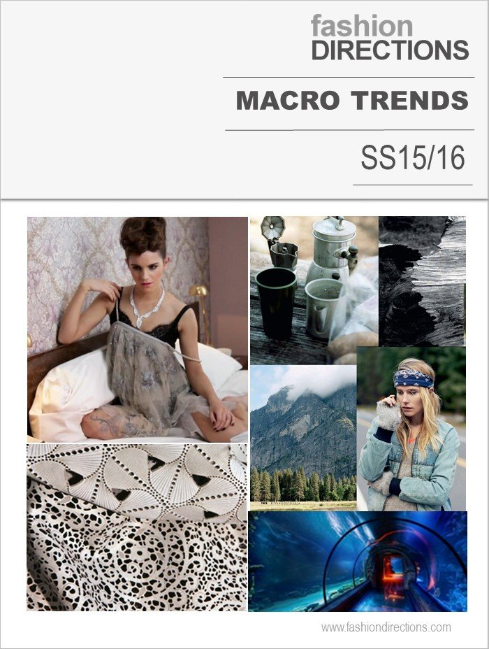 Macro Trends SS16 Fashion Directions