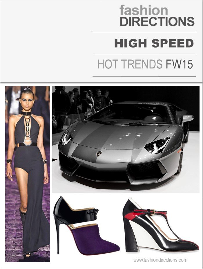 Automobile Sex Appeal Hot Trends FW15 Fashion Directions