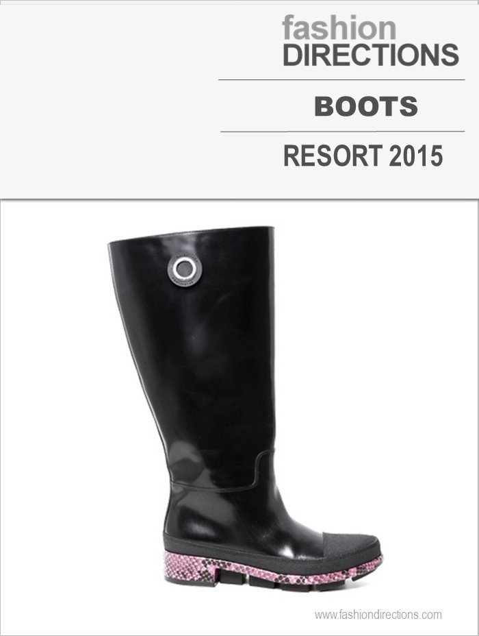 Boots Resort 2015 Fashion Directions