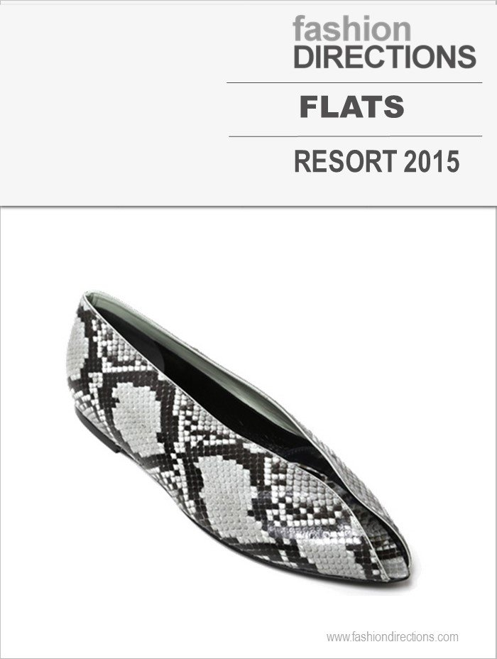 Flats Resort 2015 Fashion Directions