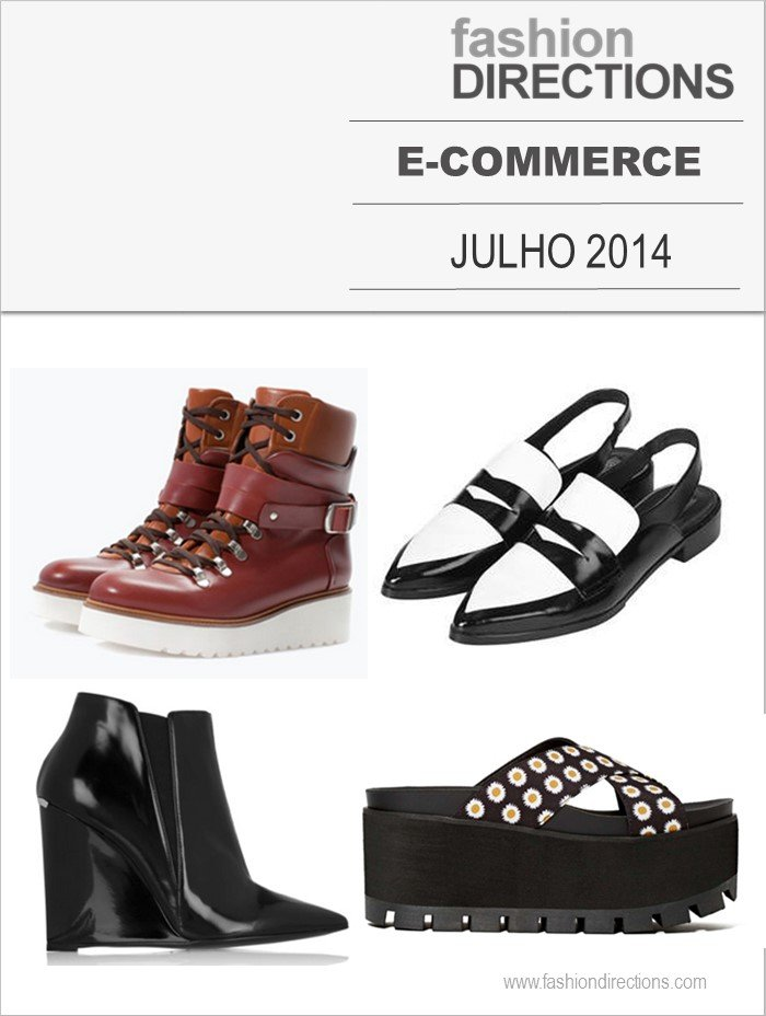 Novos Produtos E-commerce Julho 2015 Fashion Directions