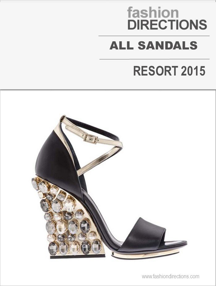 Sandals Resort 2015 Fashion Directions