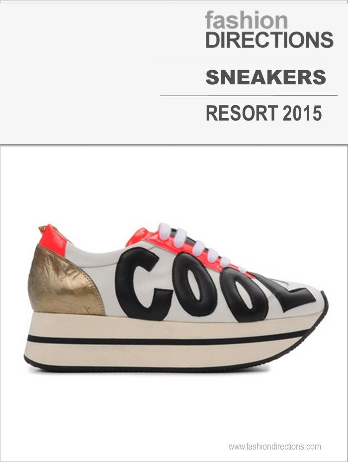 Sneakers Resort 2015 Fashion Directions