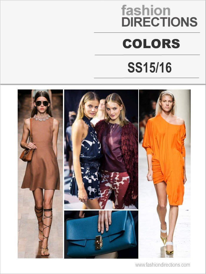 Colors SS15 Fashion Directions