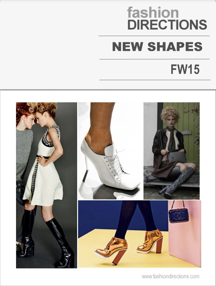 New Shapes Hot Trends Inverno 2015 Fashion Directions
