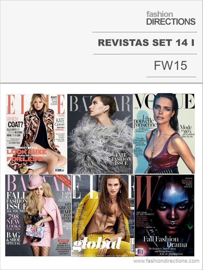 Revistas Internacionais Setembro 2014