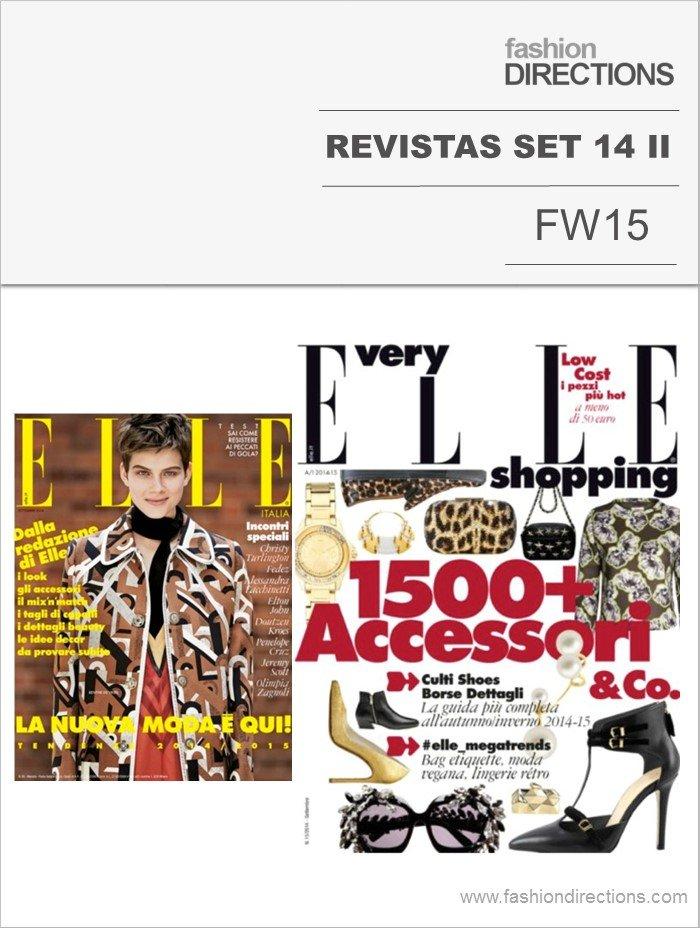 Revistas Setembro 2014 II Fashion Directions