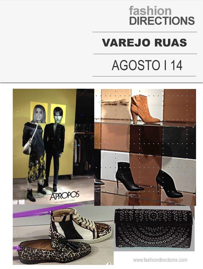 Varejo Agosto 1 2014 Fashion Directions
