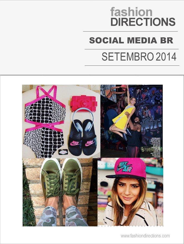 Mídias sociais Brasil Setembro 2014