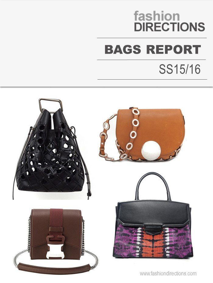 Bags Report SS15 Fashion Directions