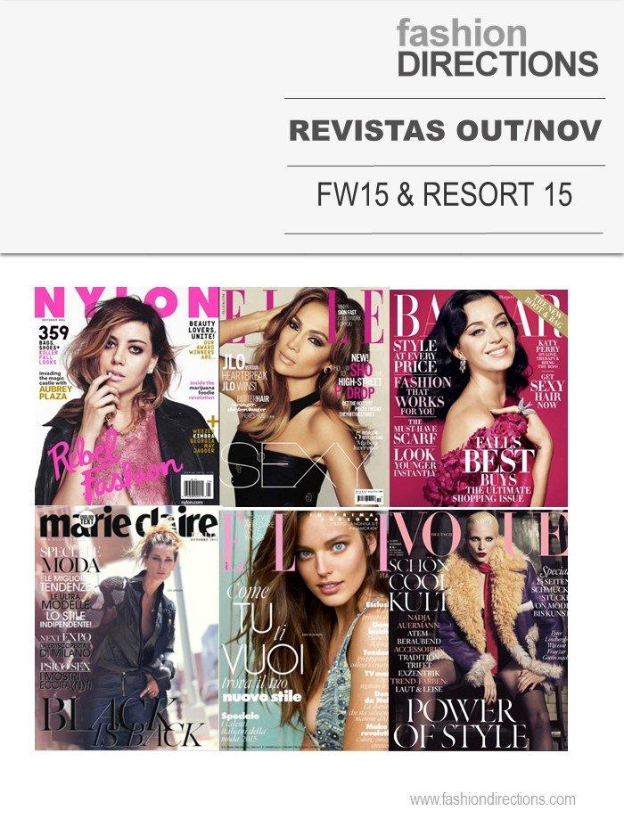 Revistas Outubro 2014 Fashion Directions