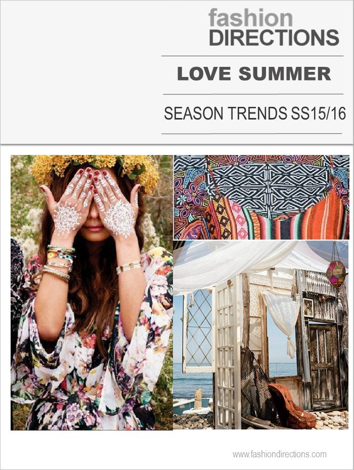 Season Trends SS 15: Love Summer