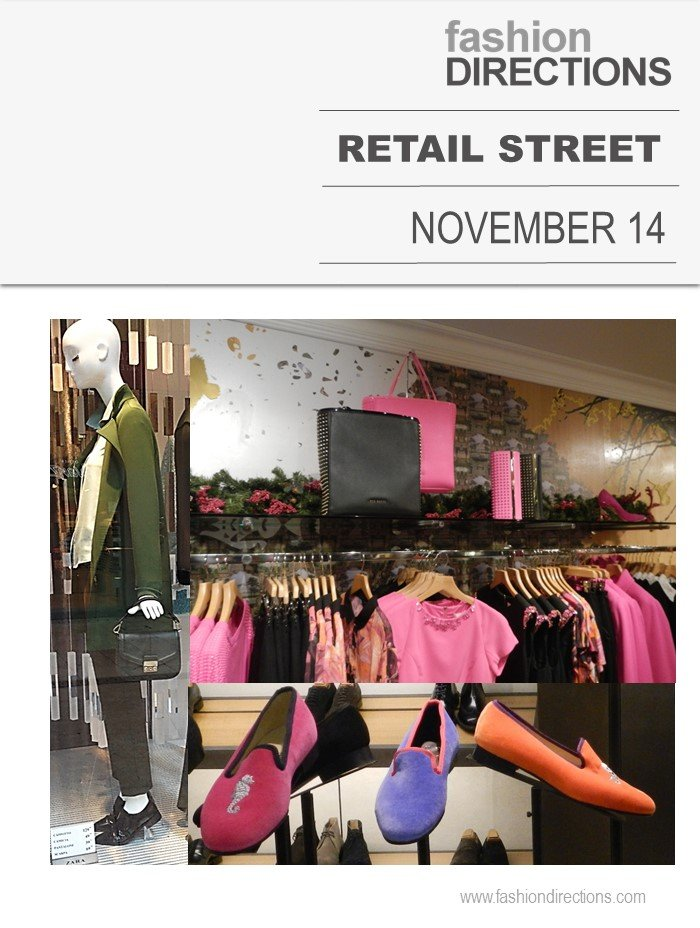 Retail Street November 2014 Fashion Directions