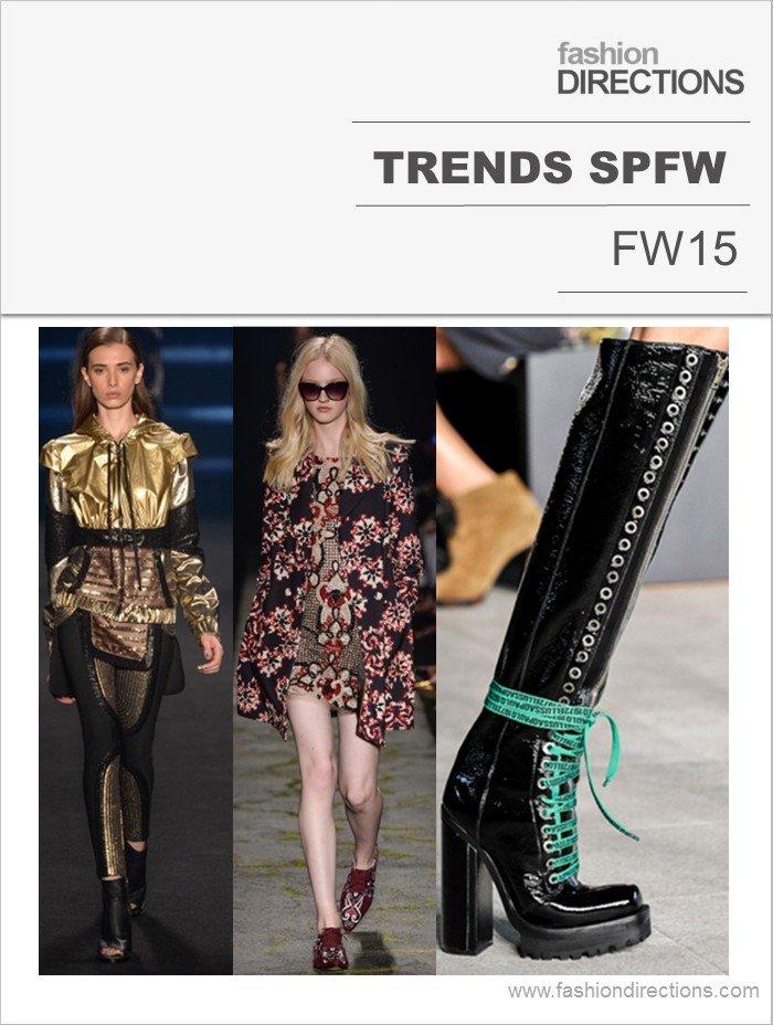 Tendências SPFW Inverno 2015 Fashion Directions