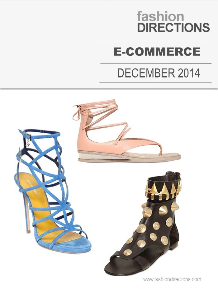 E-commerce Shoes December 2014 Fashion Directions