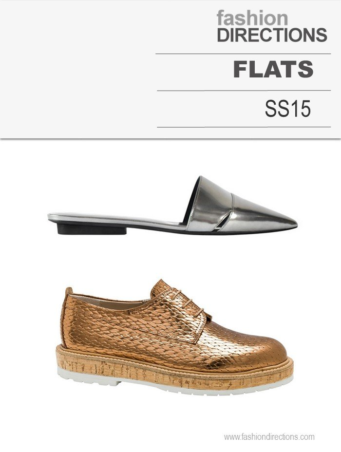 Flats SS15 Fashion Directions