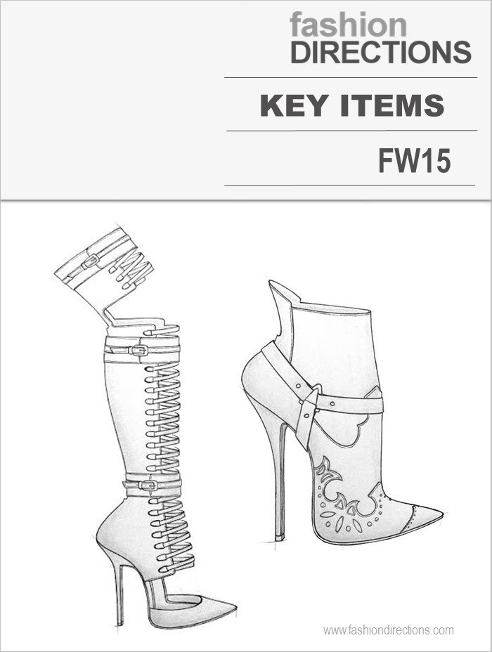 Key Items FW15 Fashion Directions