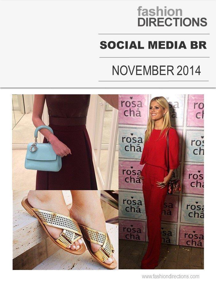 Social Media Brasil November 14 Fashion Directions