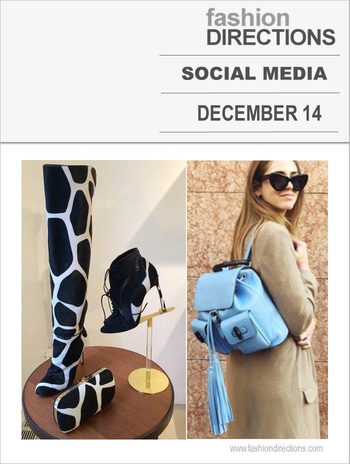 Social Media Shoes Highlights December 2014