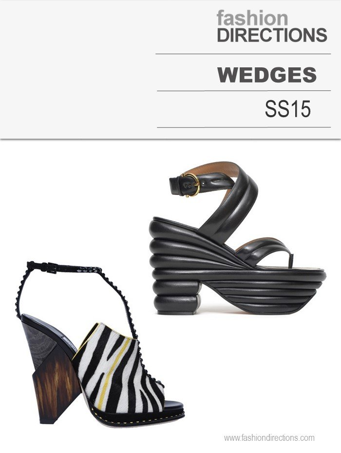 Wedges SS15
