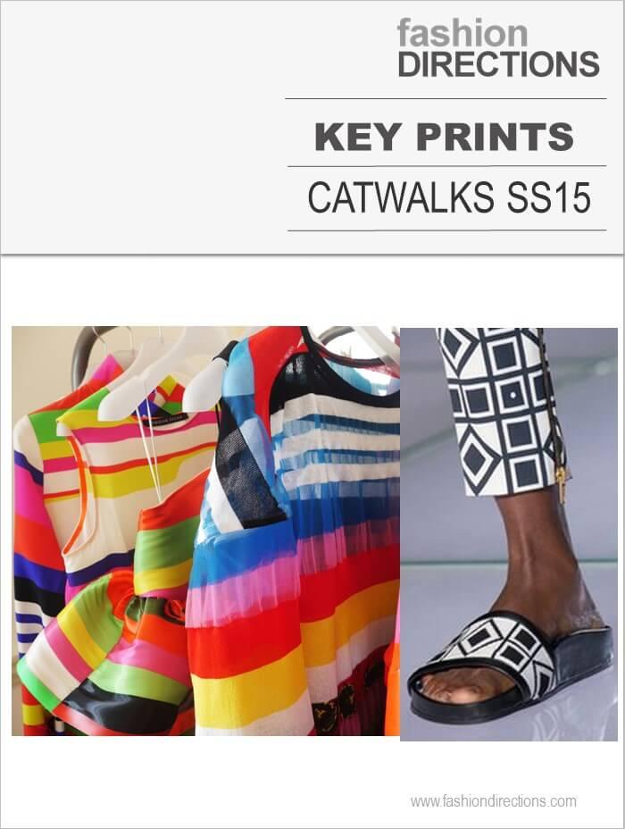 Catwalk Prints SS15