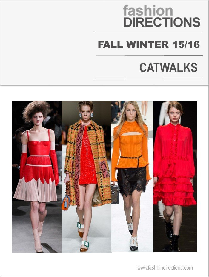 Catwalks Fall Winter 15/16