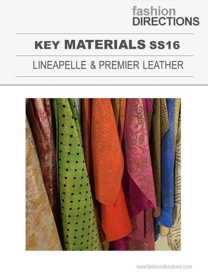 Material Trade Fairs SS16